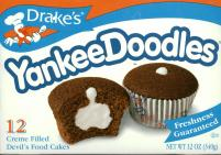 Yankee Doodles By Drakes Cakes